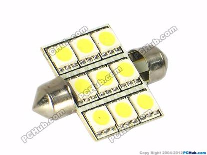 75061- 9x5050 SMD White LED Light