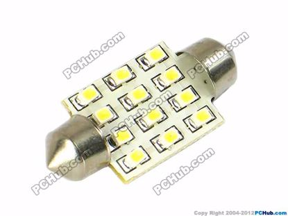 75068- 12x3020 SMD White LED Light