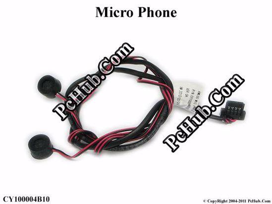 HP ProBook 6540b Micro Phone CY100004B10, Dual Microphone