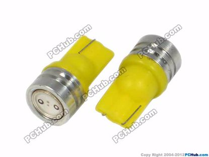 75737- Wedge, 1W Yellow LED