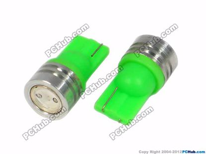 75738- Wedge, 1W Green LED