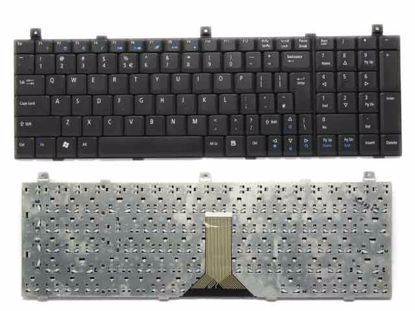 """Picture of Acer Aspire 1800 Series Keyboard UK, """"NEW"""""""
