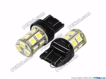76016- T20. 7443. 13 x 5050 SMD LED. White