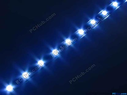 76035- DIY LED Auto Lamp. 12 x 5012 SMD White LED