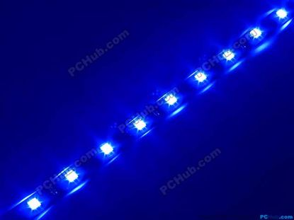 76039- DIY LED Auto Lamp. 24 x 5024 SMD Blue LED