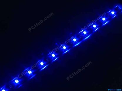 76052- DIY LED Auto Lamp. 30 x 1224 SMD Blue LED
