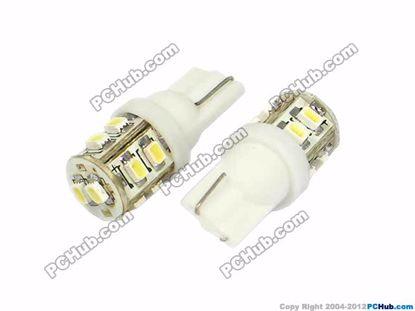 76055- T10. 10 x 1206 SMD LED. White