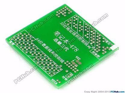 76172- Intel Socket 478
