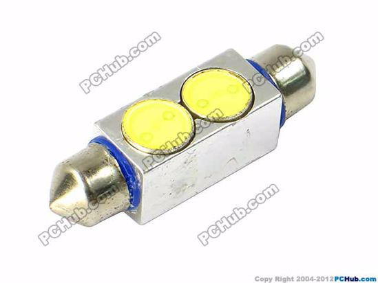 76396- Festoon Light. White LED Light