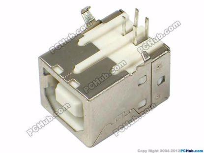 For printers, scanner etc, White plastic
