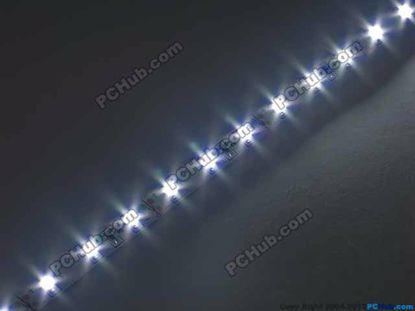 76723- 60 x 3528 SMD LED. White