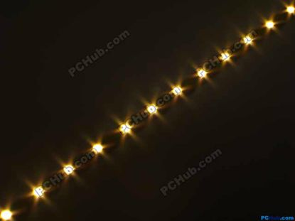 76725- 60 x 3528 SMD LED. Warm White