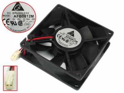 Delta Electronics DC Brushless AFB0812M 0.18A 12V