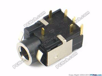 77541- PJ-345. Black