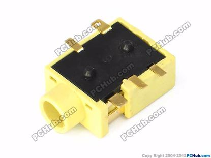 Light Yellow, 15x9.5x5mm Height (Exclude Leg)