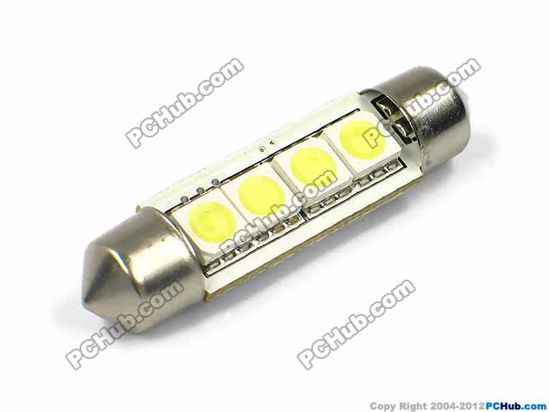 77959- 4x5050 SMD LED. White light