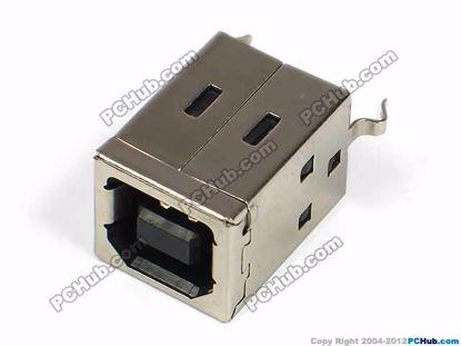 Printers or scanner USB Jack, Black, 16mm Length