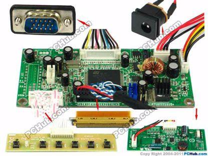OECTLE008, 1440x900 , 40-pin