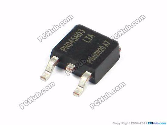 79004- PHD45N03LTA. 45N03. 25V. 40A
