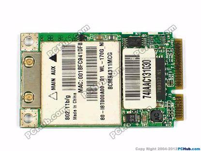 80-I8T000A00-01, BCM94311MCG