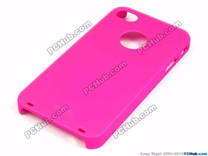 79265- iGlaze 4. Rose red