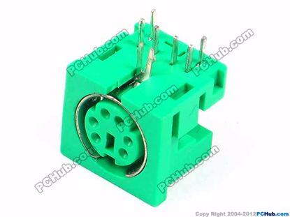 13mm Lenght. Green