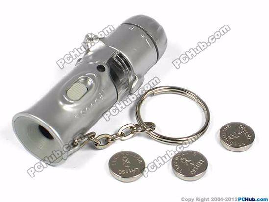 No.8100. Silver