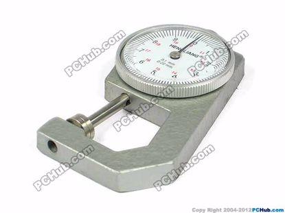 Min measured 0.1mm, Max measured 20mm