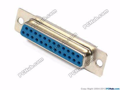 DB-25. 25-pin dip