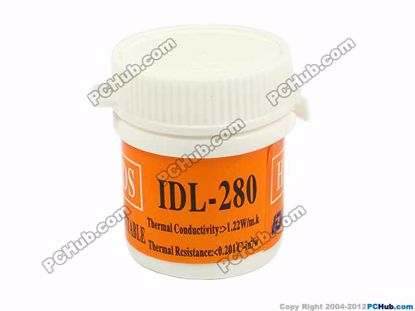 IDL-280. Milky color (thermal paste)