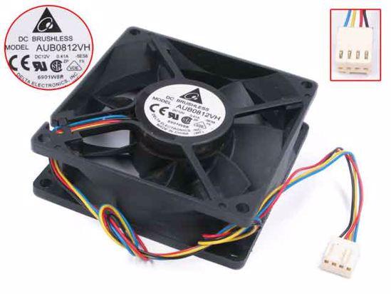 Delta Electronics aub0812vh dc12v fan