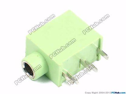 215. Light green