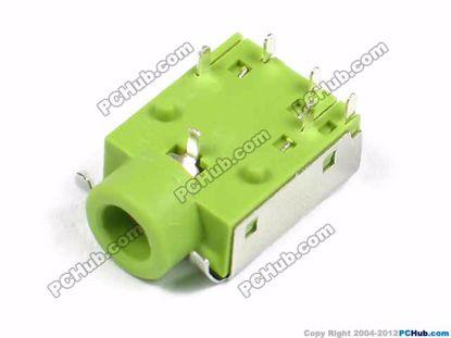 353B. Light green