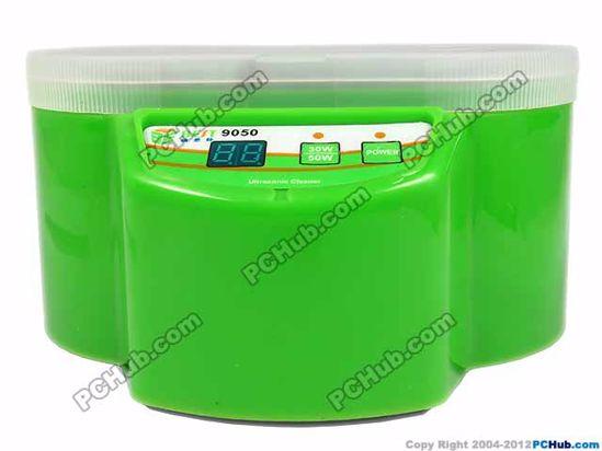 9050. US plug. Green