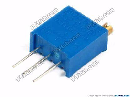 3296W103. W103. 3-pin DIP
