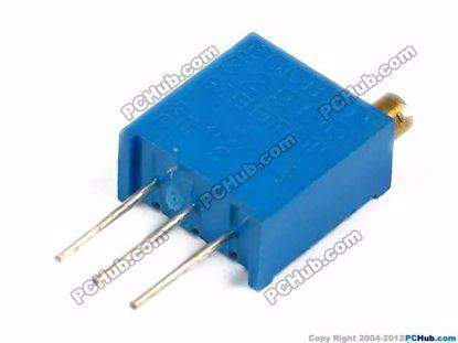 3296W500. W500. 3-pin DIP