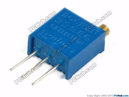 3296W501. W501. 3-pin DIP