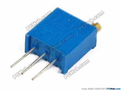 3296W502. W502. 3-pin DIP