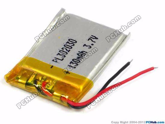 PL302030. 3x20x30mm (HxWxL)