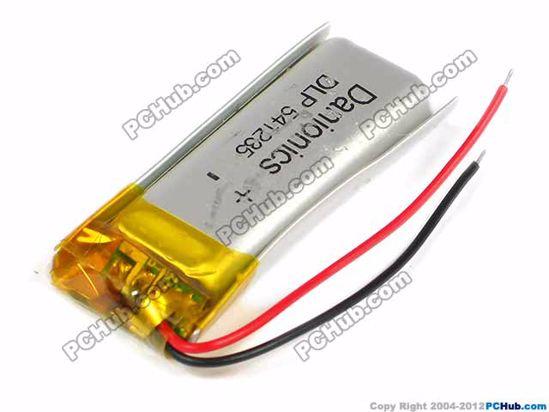 DLP 541235. 5.4x12x35mm (HxWxL)