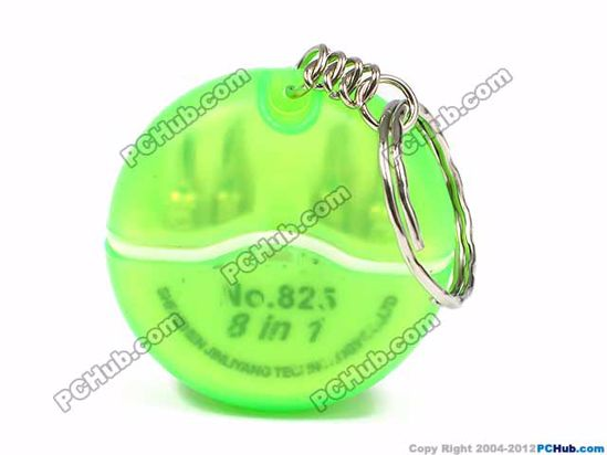 Keychain 42x16mm diameter