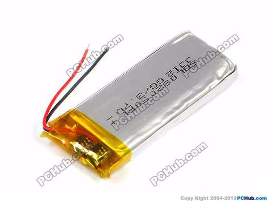SDL082050PL. 8x20x50mm (HxWxL)