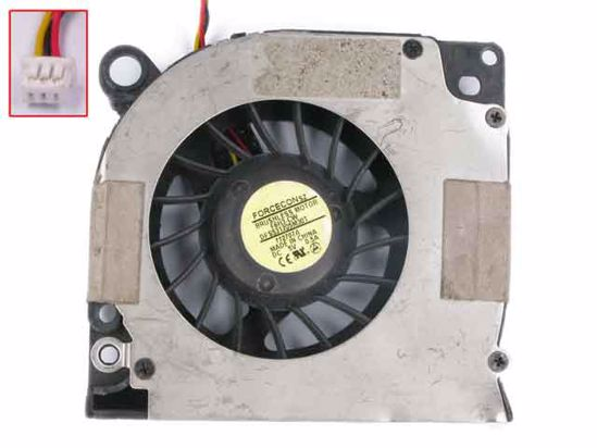 Dc 5v 0 5a Bare Fan Dfs531205m30t F6h3 Forcecon