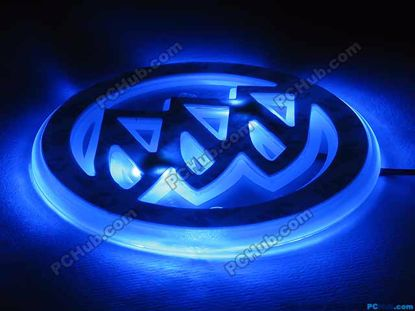 R330, Blue Light