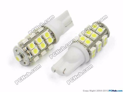 T10. 25x1210 SMD White LED