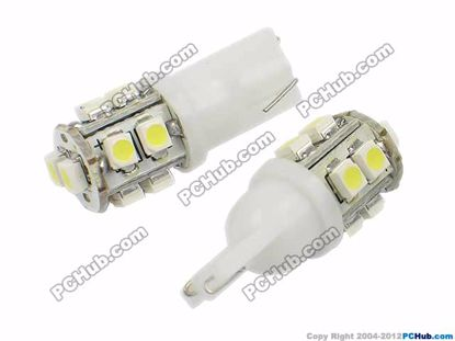 T10 / Wedge. 10x1210 SMD White LED
