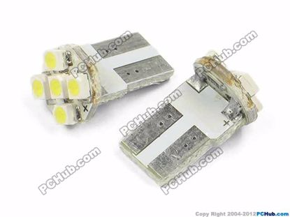T10. 5x1210 SMD White LED