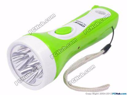 PA-3268WA. UV light & flashlight. Yellowgreen