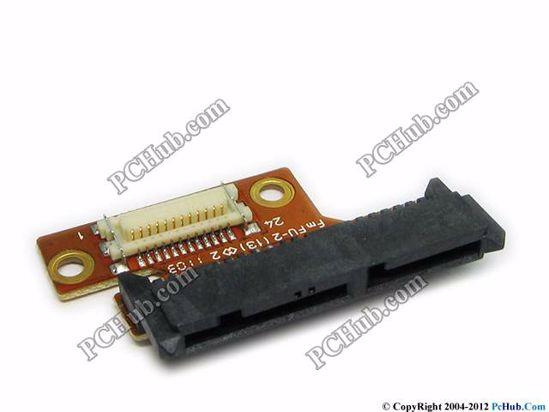 "NEW Genuine HP EliteBook 2730p 1.8/"" SATA Adapter kit 506963-001 caddy all in one"