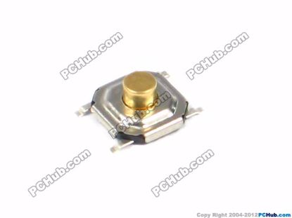 SMD Button. 5x5x2.5mm Height